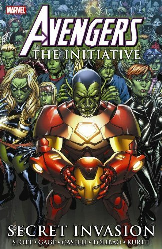 Dan Slott Secret Invasion