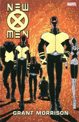 Grant Morrison New X Men Ultimate Collection Book 1