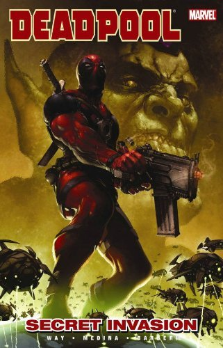 Daniel Way Deadpool Secret Invasion