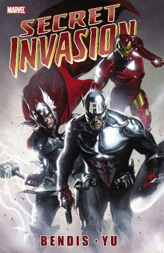 Brian Michael Bendis Secret Invasion