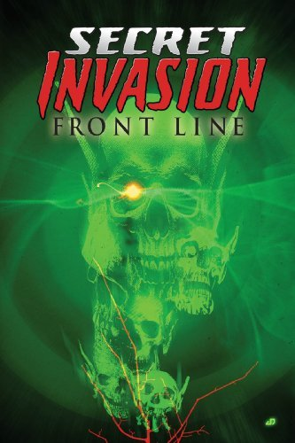 Brian Reed Secret Invasion Front Line