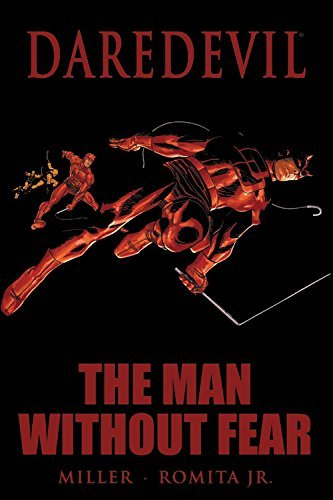 Frank Miller Daredevil The Man Without Fear