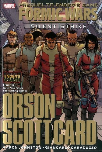 Orson Scott Card Ender's Game Formic Wars Silent Strike