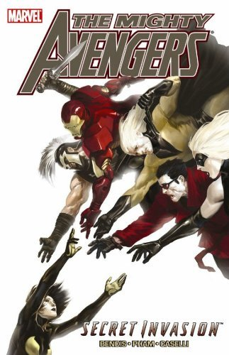 Brian Michael Bendis Mighty Avengers Volume 4 Secret Invasion Book 2 Direct