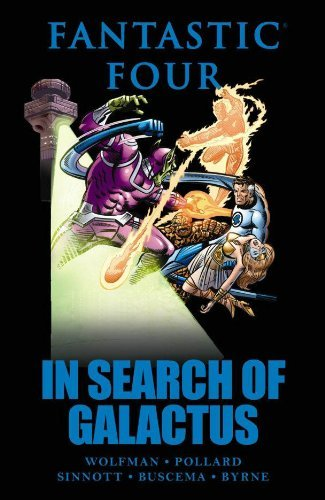 Marv Wolfman In Search Of Galactus