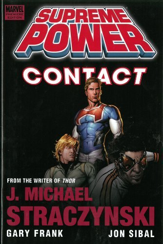 J. Michael Straczynski Supreme Power Contact