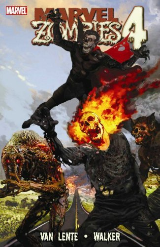 Fred Van Lente Marvel Zombies 4 Direct