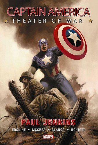 Paul Jenkins Captain America Theater Of War Tpb