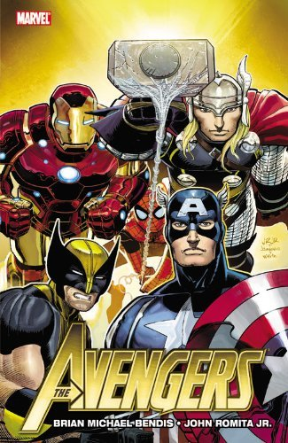 Brian Michael Bendis The Avengers