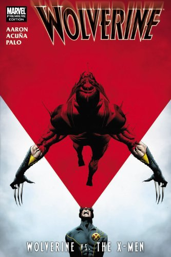 Jason Aaron Wolverine Vs. The X Men