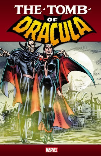 Marv Wolfman The Tomb Of Dracula Volume 2