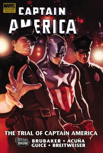 Ed Brubaker Trail Of Captain America The
