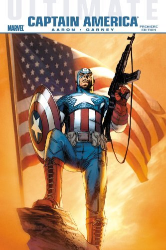 Jason Aaron Ultimate Captain America
