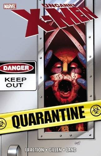 Matt Fraction Quarantine