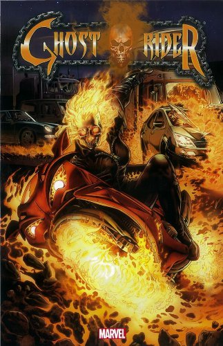 Rob Williams Ghost Rider The Complete Series