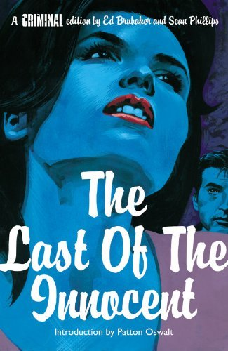 Ed Brubaker The Last Of The Innocent