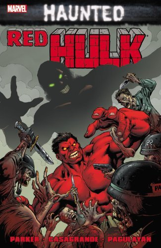 Jeff Parker Red Hulk Haunted
