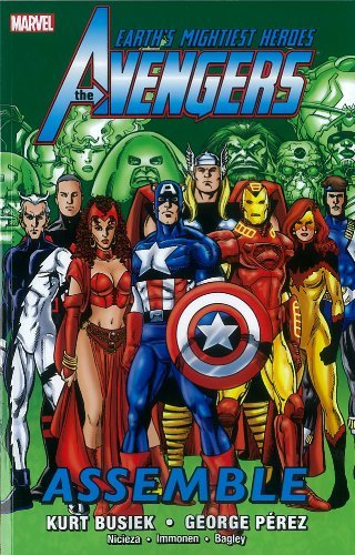Kurt Busiek Avengers Assemble Volume 3
