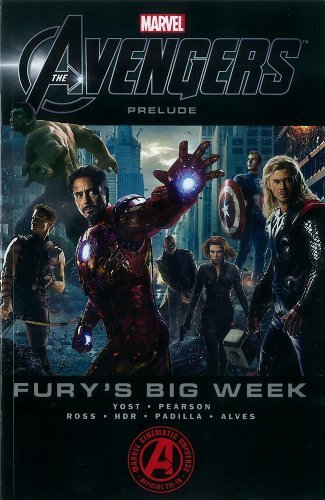 Christopher Yost The Avengers Prelude Fury's Big Week