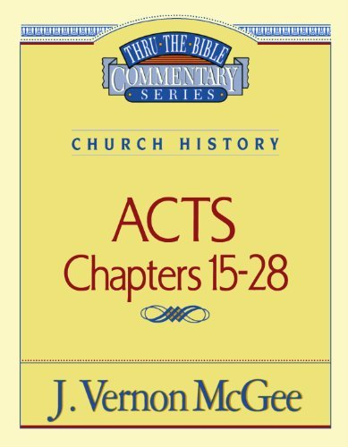 J. Vernon Mcgee Acts Ii Supersaver