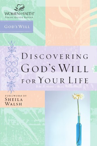 Sheila Walsh Discovering God's Will For Your Life