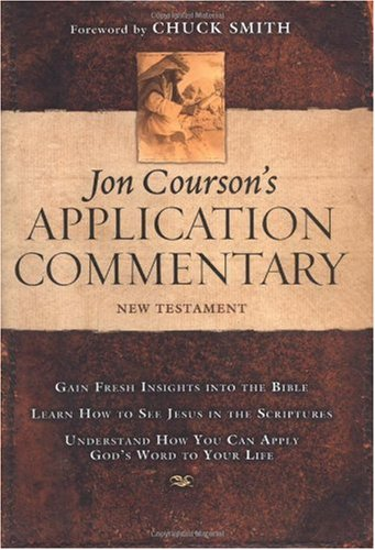 Jon Courson New Testament Volume 3 Matthew Revelations