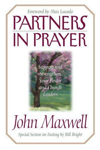 John C. Maxwell Partners In Prayer