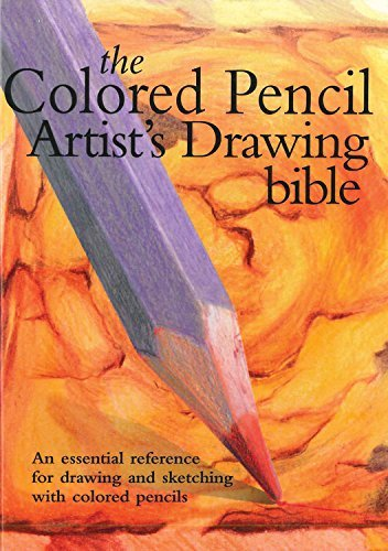 Jane Strother The Colored Pencil Artist's Drawing Bible