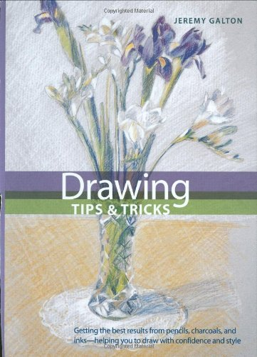 Jeremy Galton Drawing Tips & Tricks