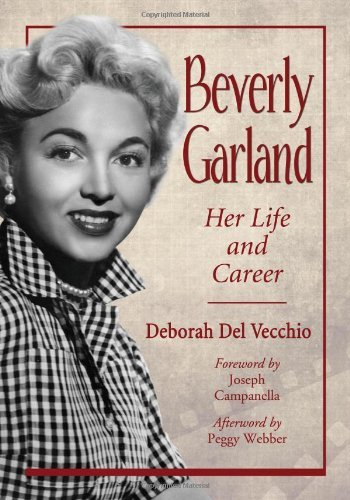 Deborah Del Vecchio Beverly Garland Her Life And Career