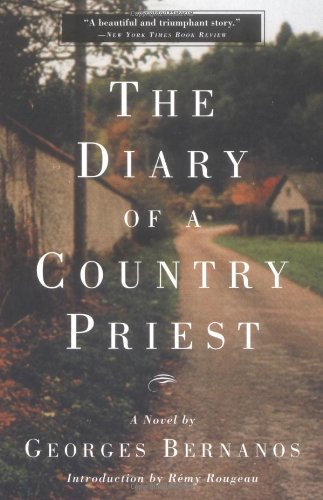 Georges Bernanos The Diary Of A Country Priest 0002 Edition;carroll & Graf