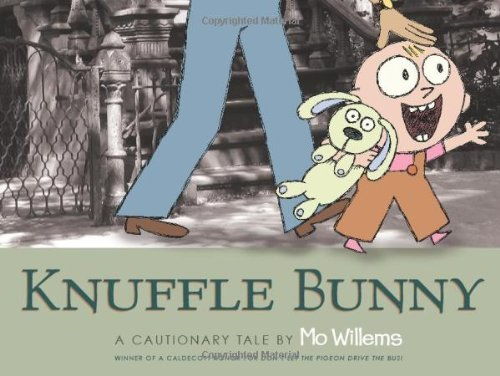 Mo Willems Knuffle Bunny A Cautionary Tale