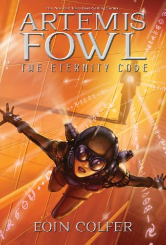 Eoin Colfer Eternity Code The