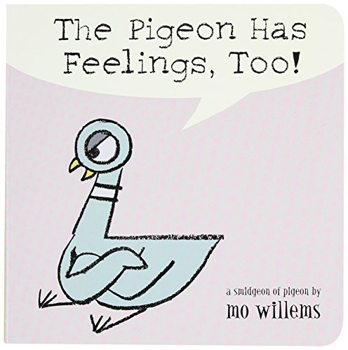 Mo Willems The Pigeon Has Feelings Too!