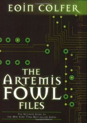 Eoin Colfer Artemis Fowl Files The