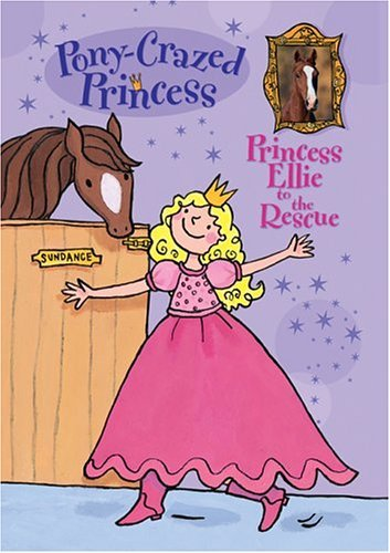 Diana Kimpton Princess Ellie To The Rescue [with Stickers]