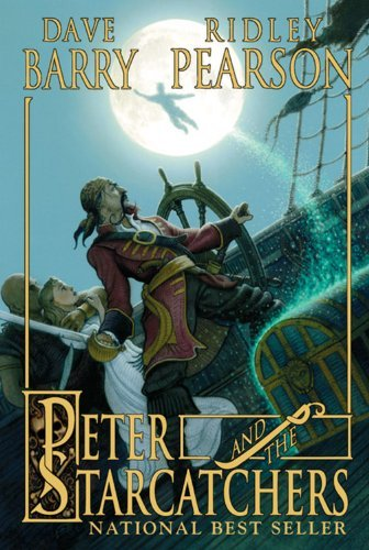 Ridley Pearson Peter And The Starcatchers
