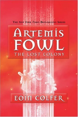 Eoin Colfer Lost Colony The