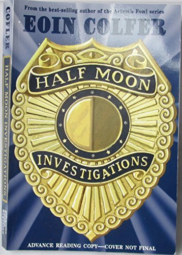 Eoin Colfer Half Moon Investigations
