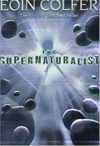 Eoin Colfer The Supernaturalist