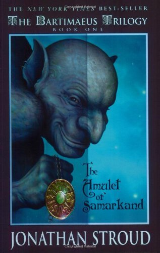 Jonathan Stroud The Amulet Of Samarkand
