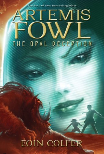 Eoin Colfer Opal Deception The