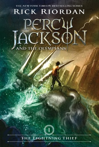 Rick Riordan The Lightning Thief Percy Jackson And The Olympians Book 1