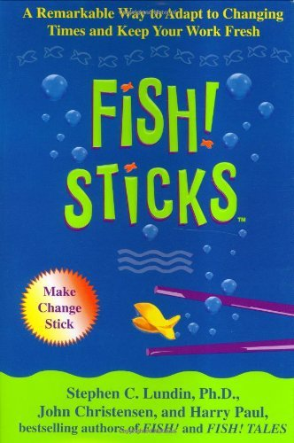 Stephen C. Lundin Fish Sticks