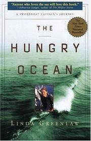 Linda Greenlaw Hungry Ocean Swordboat Captain's Journey