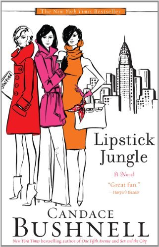 Candace Bushnell Lipstick Jungle