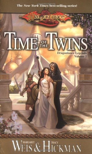 Margaret Weis Time Of The Twins Dragonlance Legends Volume I