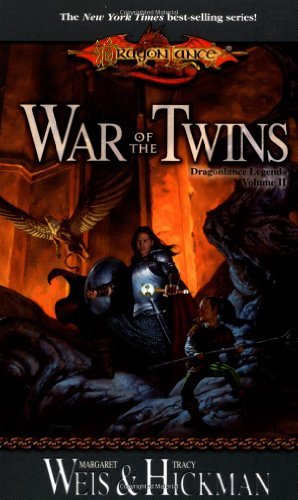 Margaret Weis War Of The Twins Dragonlance Legends Volume Ii