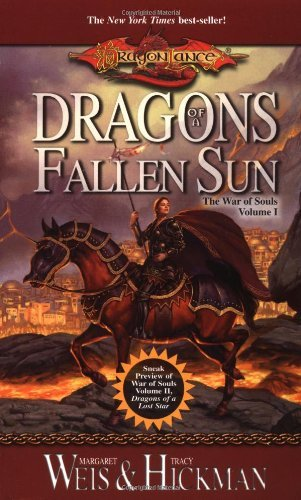 Margaret Weis Dragons Of A Fallen Sun
