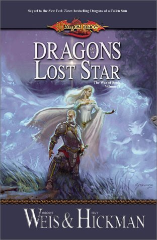 Margaret Weis Tracy Hickman Dragons Of A Lost Star (dragonlance The War Of So